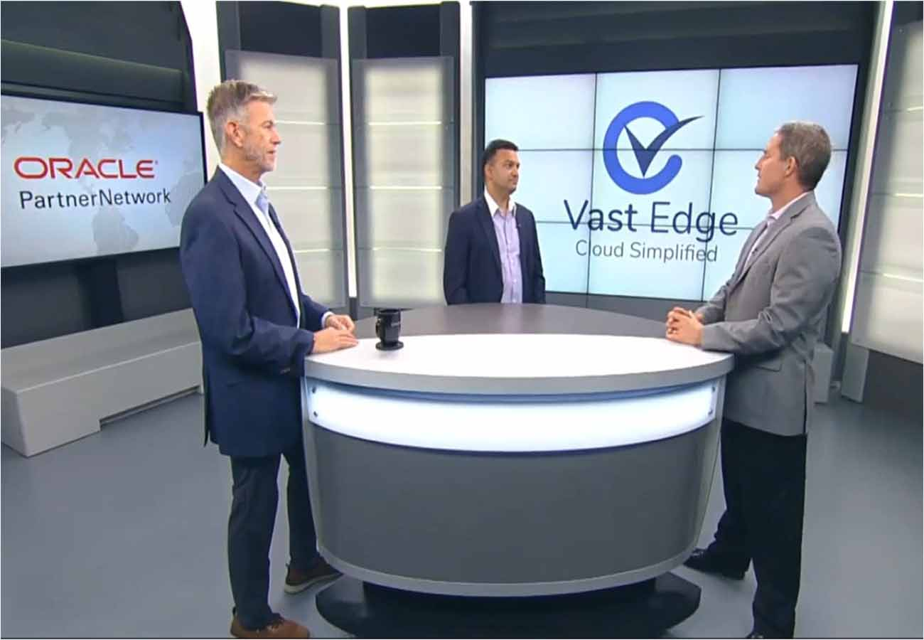 Vast Edge : Top Oracle Partner